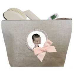 Trousse Toilette Lin Brillant BB