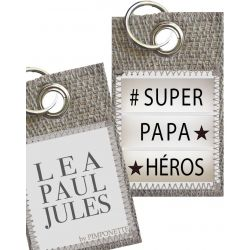 Porte clefs homme